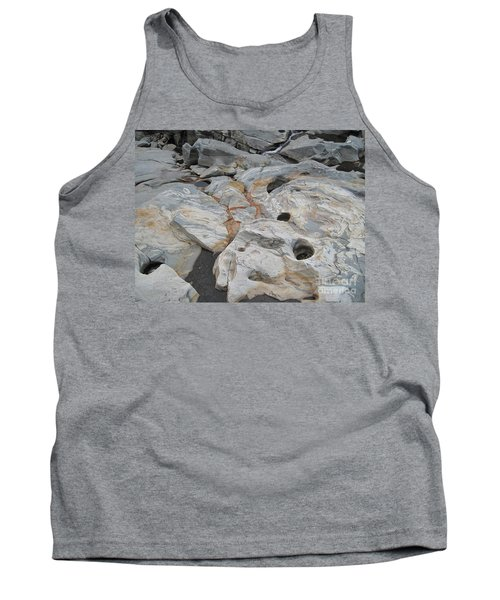 Connecticut River Bed Tank Top