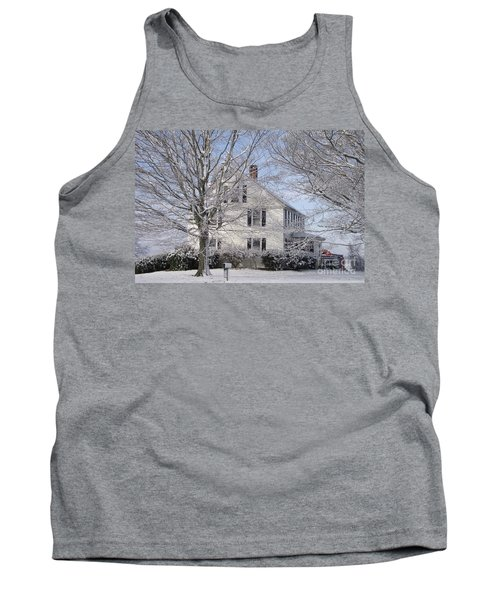 Connecticut Winter Tank Top