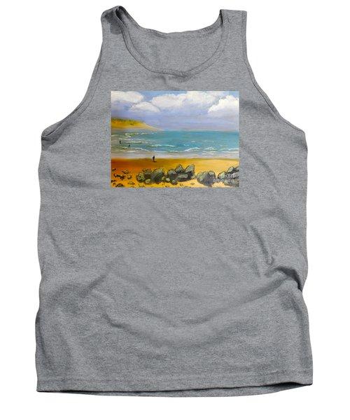 Corrimal Beach Tank Top