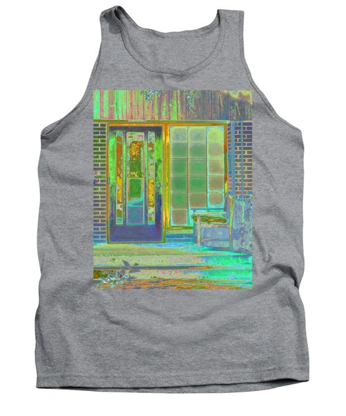 Cottage Porch Tank Top