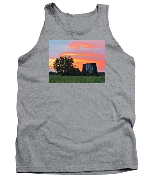 Country Sky Tank Top