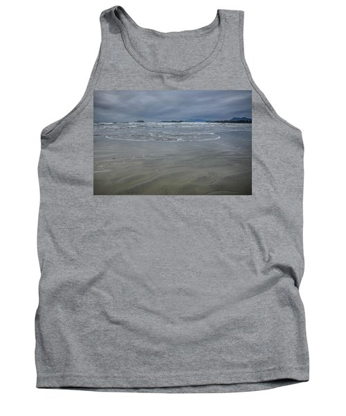 Cox Bay Late Afternoon  Tank Top by Roxy Hurtubise