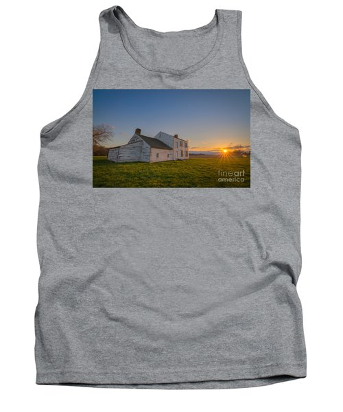 Craig House Sunburst  Tank Top