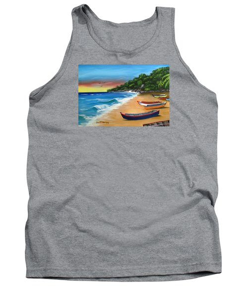 Crashboat Beach Wonder Tank Top