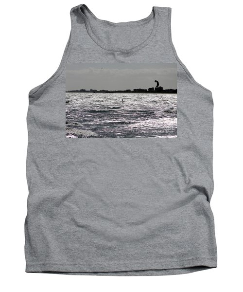 Creative Surfing Tank Top