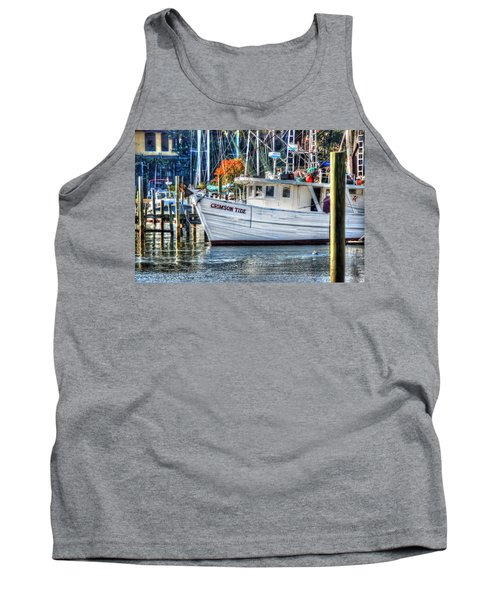 Crimson Tide In Harbor Tank Top