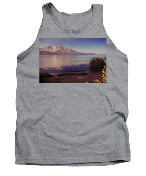 Crisp And Clear Tank Top