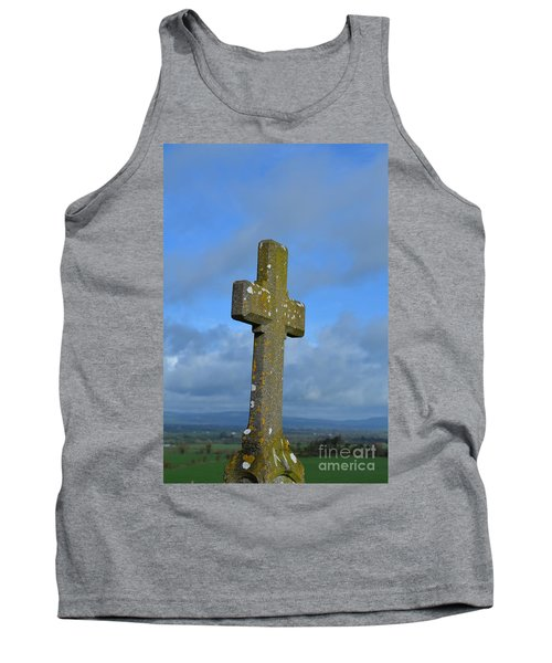 Cross At Cashel Tank Top