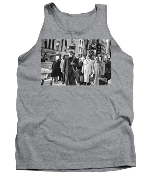 Crossing Manhattan Tank Top