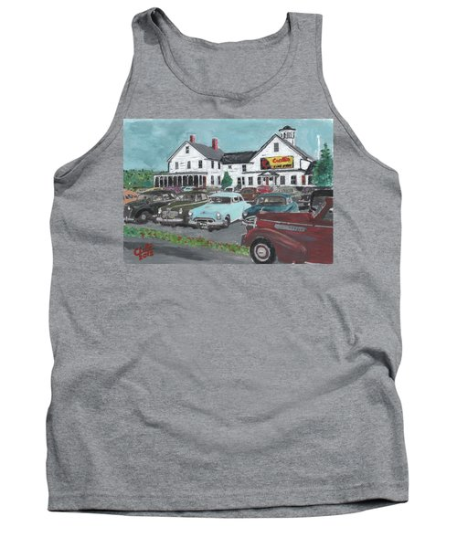 Crosti's Grove Tank Top
