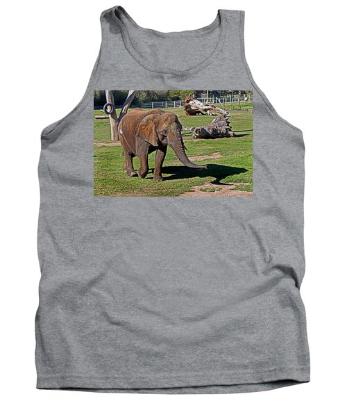 Cuddles Searching For Snacks Tank Top