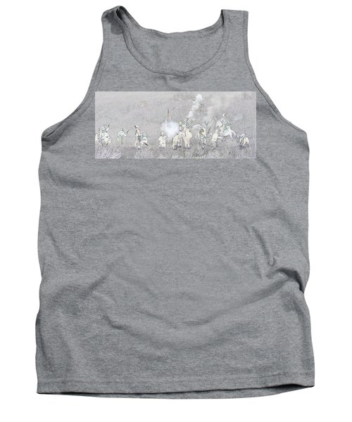 Custers Last Stand Tank Top