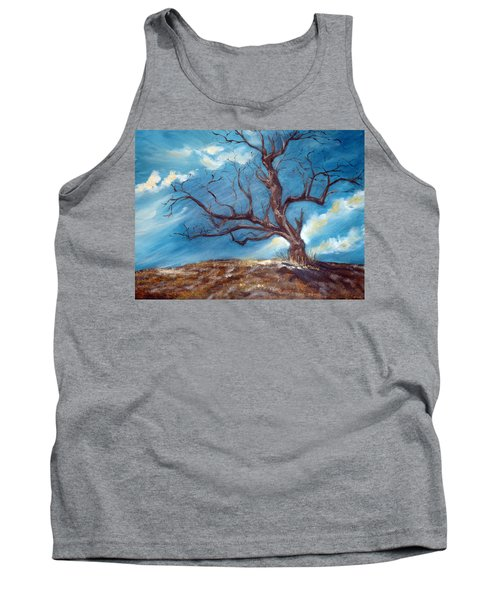 Daddy's Tree Tank Top