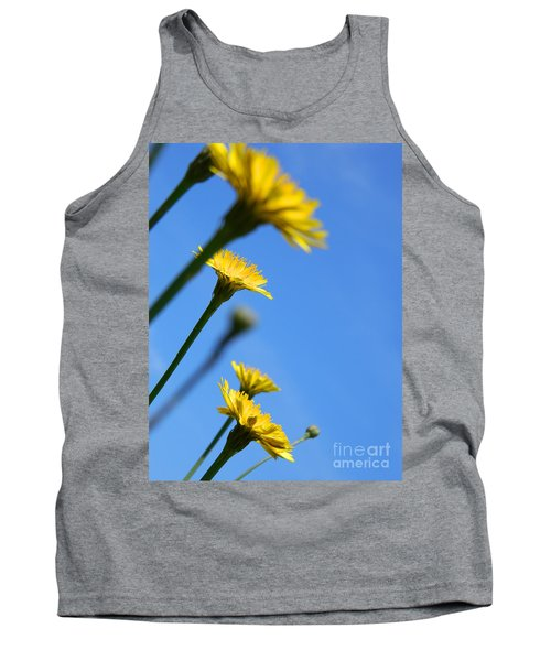 Dancing With The Flowers Tank Top