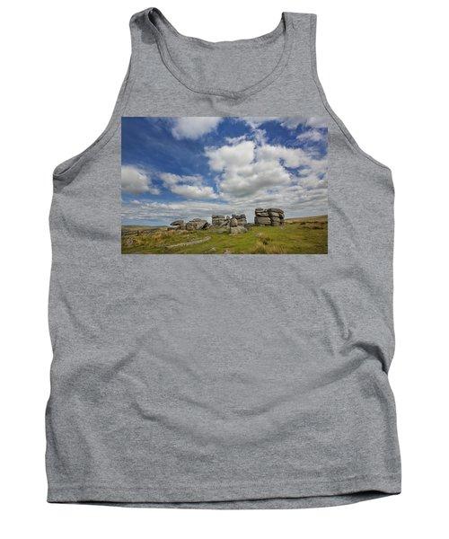 Dartmoor Tor Tank Top