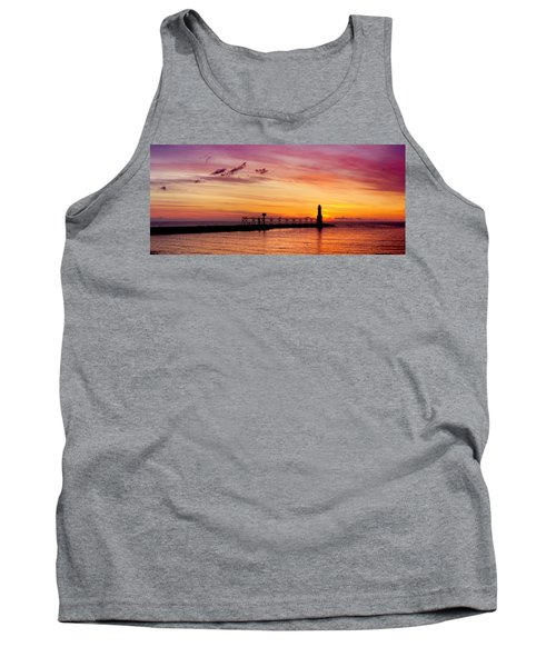 Dawn Of Promise Tank Top by Bill Pevlor