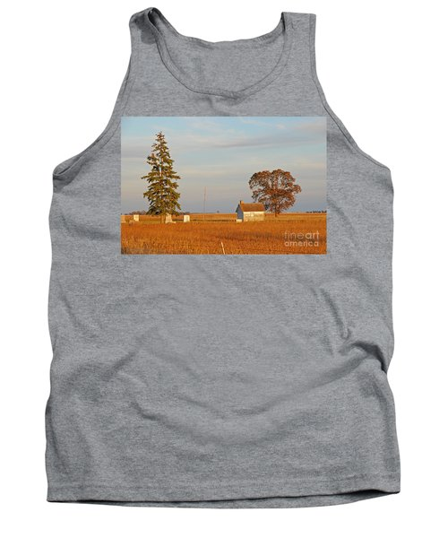 Days End Tank Top by Mary Carol Story