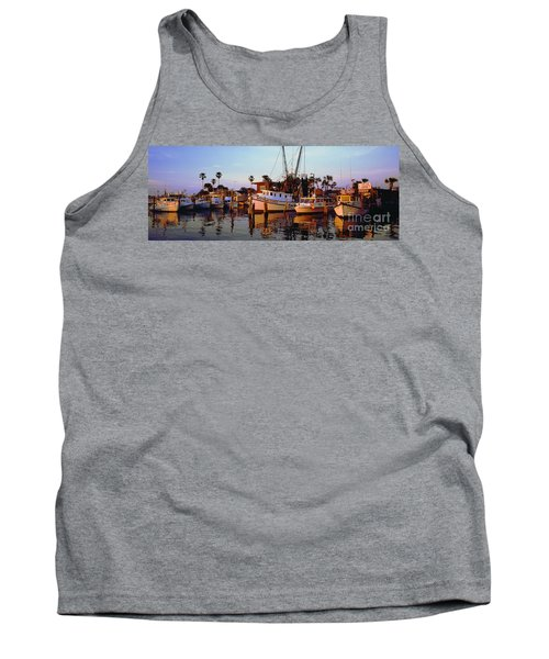 Daytona Sonny Boy And Miss Hazel Tank Top