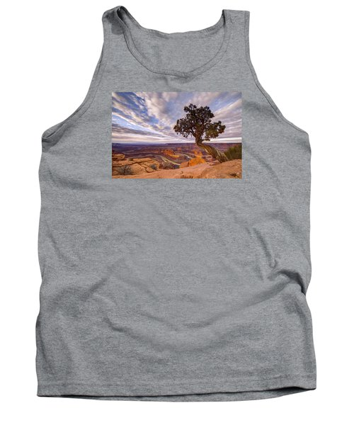 Dead Horse Point Sunrise Tank Top