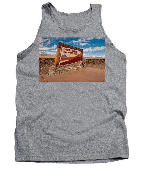 Death Valley Entry Tank Top