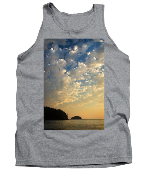 Tank Top featuring the photograph Deception Pass by Sonya Lang