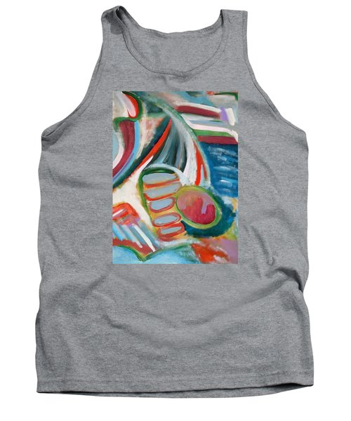 Deep In Thought Tank Top by Jeff Gater