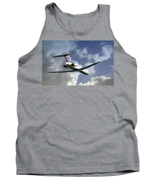 Delta Jet Tank Top by Brian Wallace