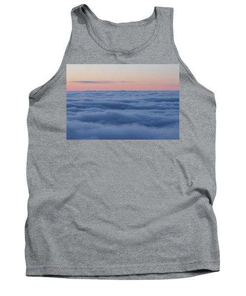 Descent Tank Top by Bruce Patrick Smith