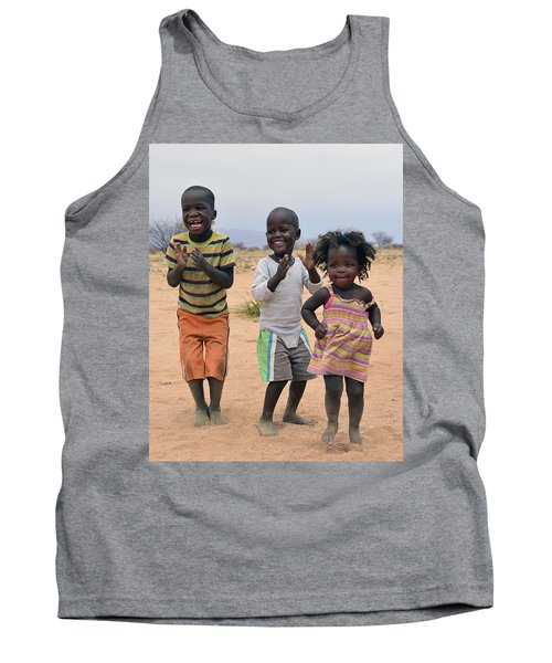 Desert Dance Tank Top