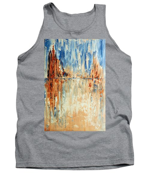 Desert Mirage Tank Top