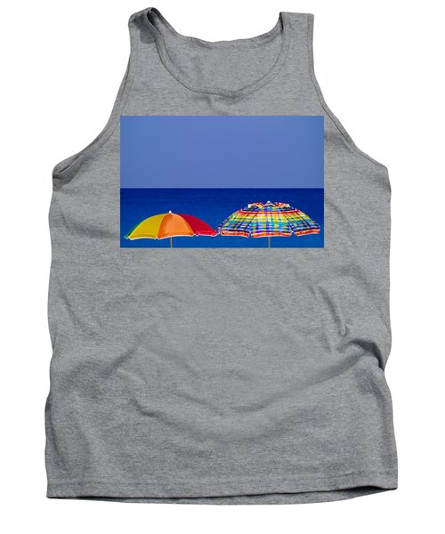 Deuce Umbrellas Tank Top