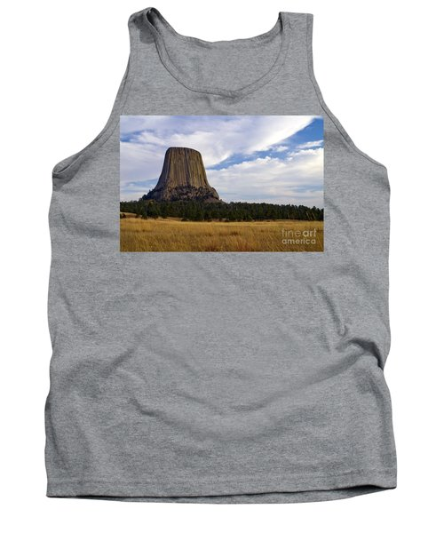 Devil's Tower No.2 Tank Top