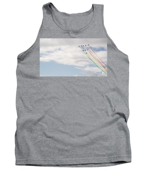 Displaying The Flag Tank Top