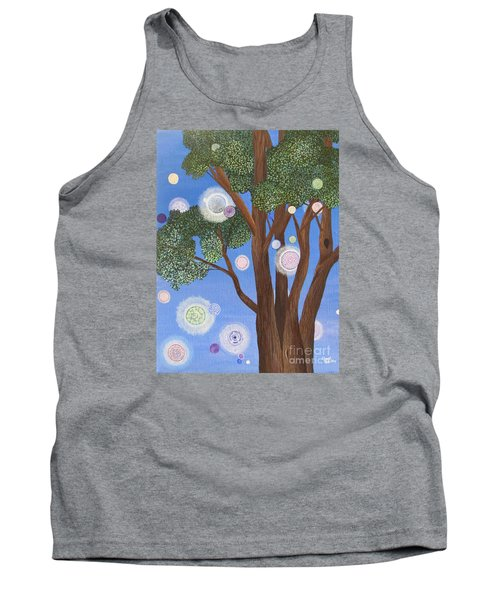 Divine Possibilities Tank Top by Cheryl Bailey