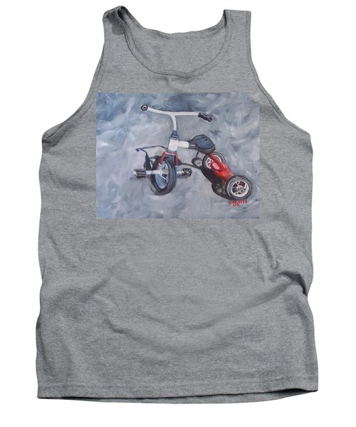 Dopers Suck Tank Top by Claudia Goodell