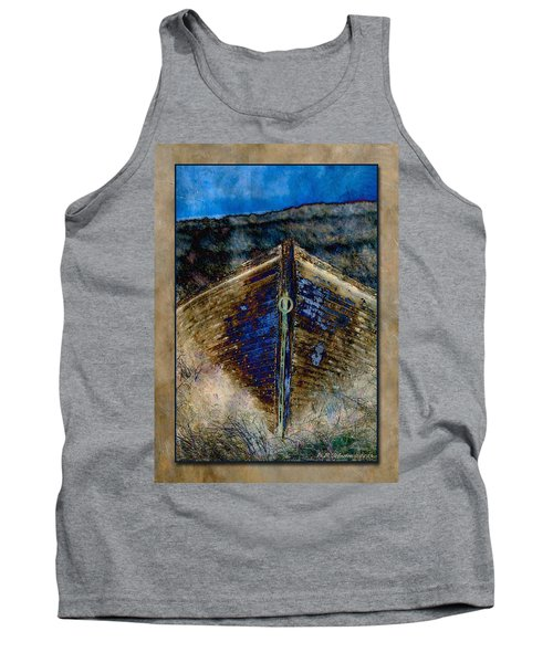 Tank Top featuring the photograph Dory by WB Johnston