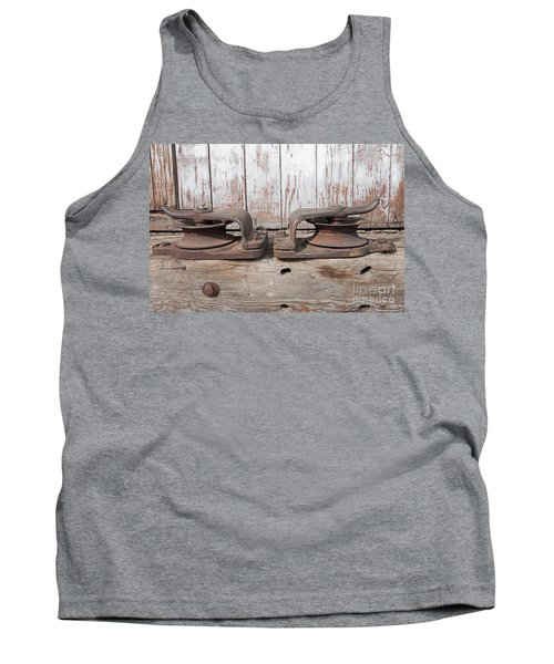 Double Pully Tank Top