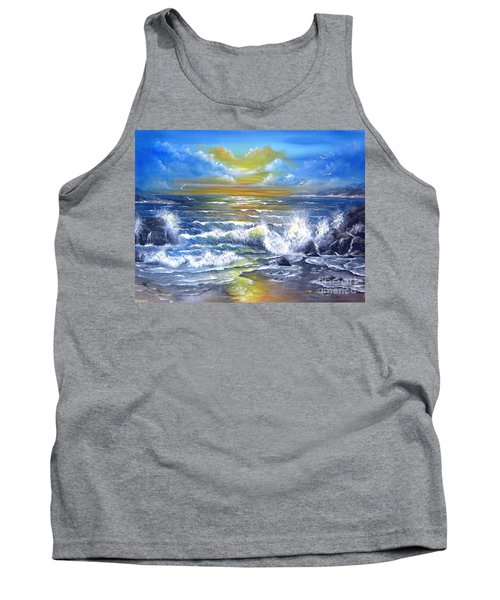 Down Came The Sun  Tank Top