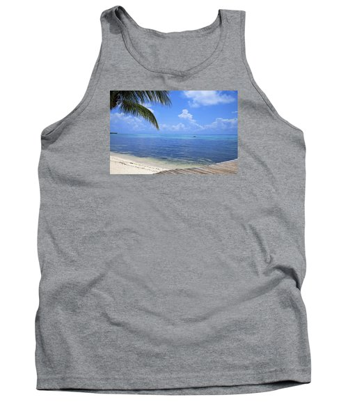 Down Island Tank Top by Stephen Anderson