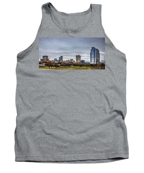 Downtown Fort Worth Trinity Trail Tank Top