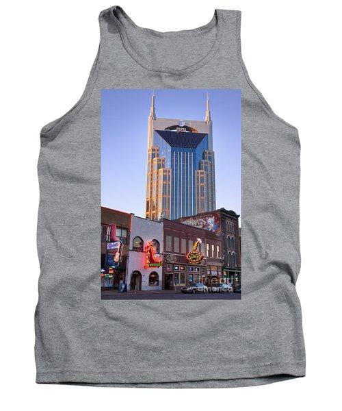 Downtown Nashville Tank Top