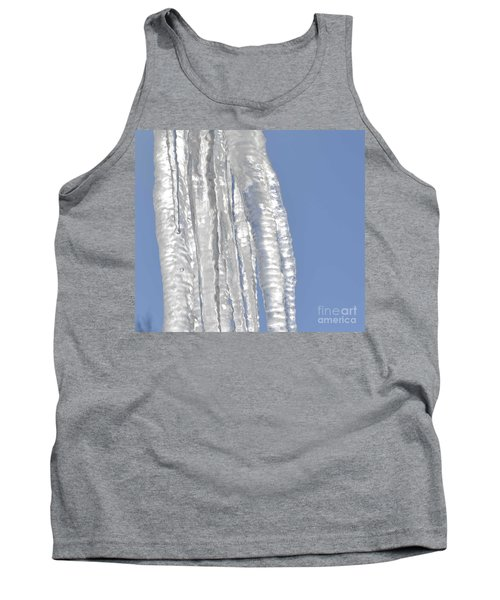 Tank Top featuring the photograph Drip Caught In Action by Luther Fine Art