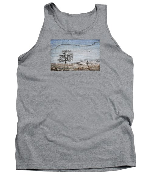 Drought Tank Top by Alice Cahill