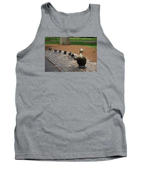 Ducklings Tank Top by Christiane Schulze Art And Photography