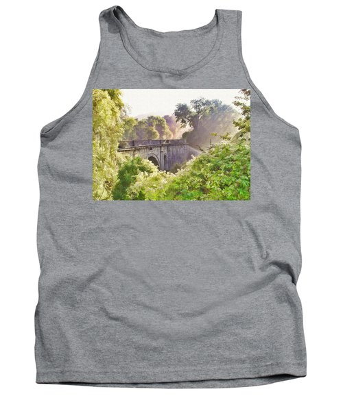 Early Morning Mist Tank Top