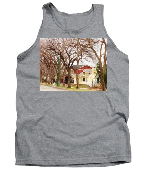 Early Spring Street Tank Top