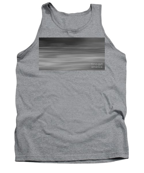 Abstract Earth Motion Slate  Tank Top by Linsey Williams
