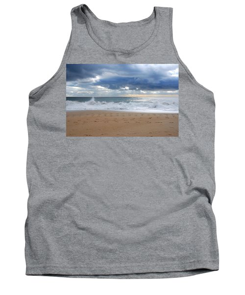 Earth's Layers - Jersey Shore Tank Top