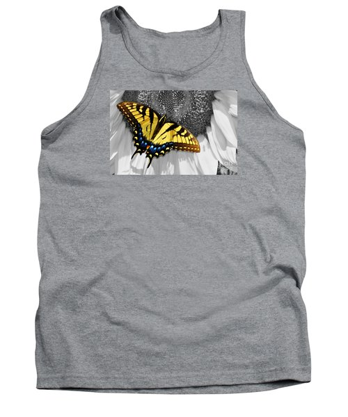 Eastern Tiger Swallow Tail  Tank Top