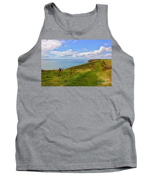 Edge Of The World Tank Top
